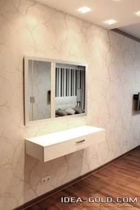белый туалетный столик