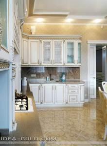 классика интерьера саратов, шикарный дизайн кухни