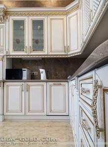 шикарная классическая кухонная мебель саратов