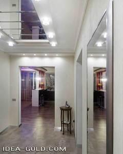 дизайн интерьера холла, коридора