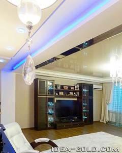 дизайн интерьера гостиной бежево коричневая