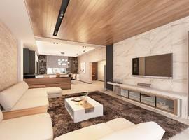 дизайн гостиной, современная гостиная саратов, мрамор в интерьере, дизайн интерьера