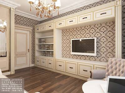 классическая мебель, классика в интерьере