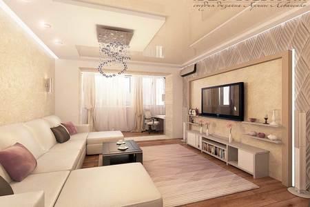 модный дизайн гостиной светлая гамма, дизайн интерьера шэлдом саратов