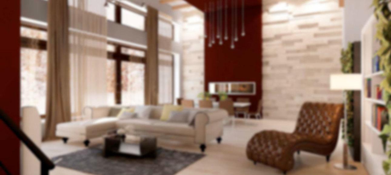 шикарный дизайн интерьера в саратове, интерьер гостиной